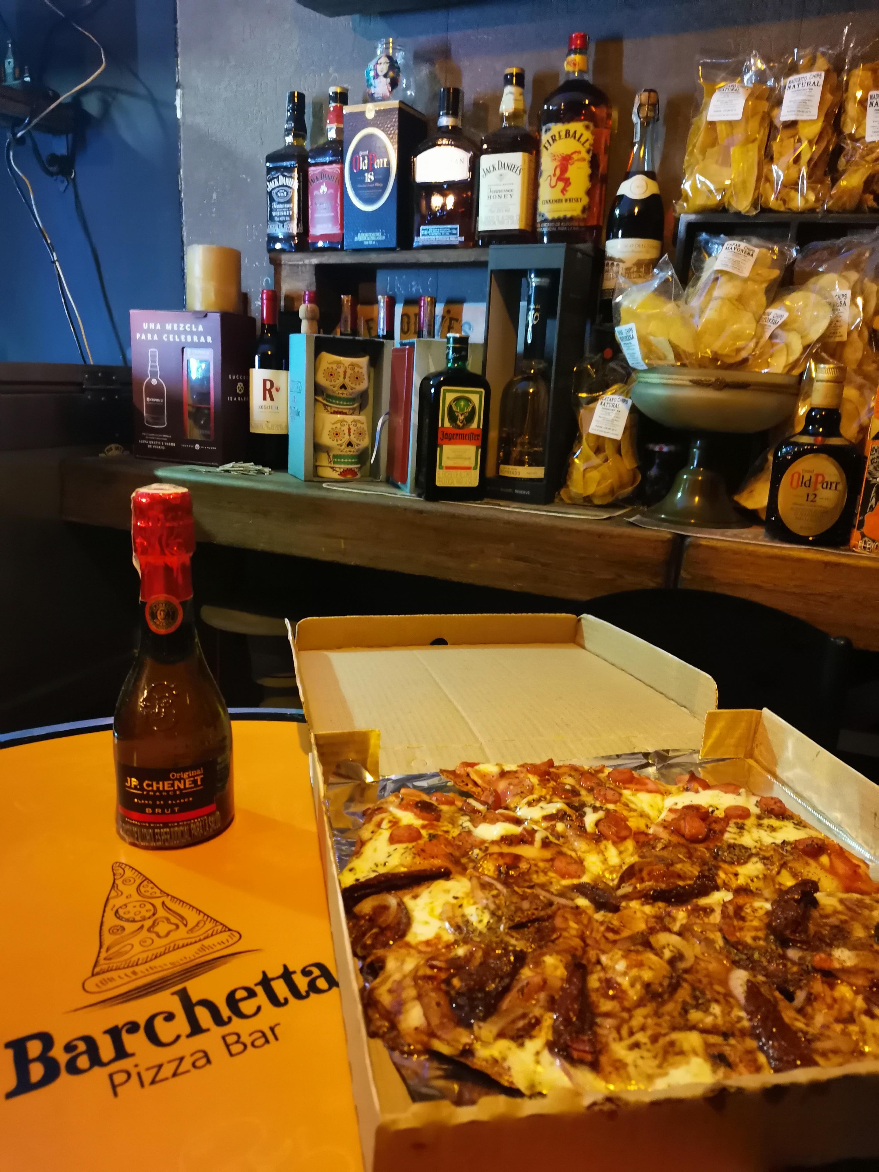 Barchetta pizza bar