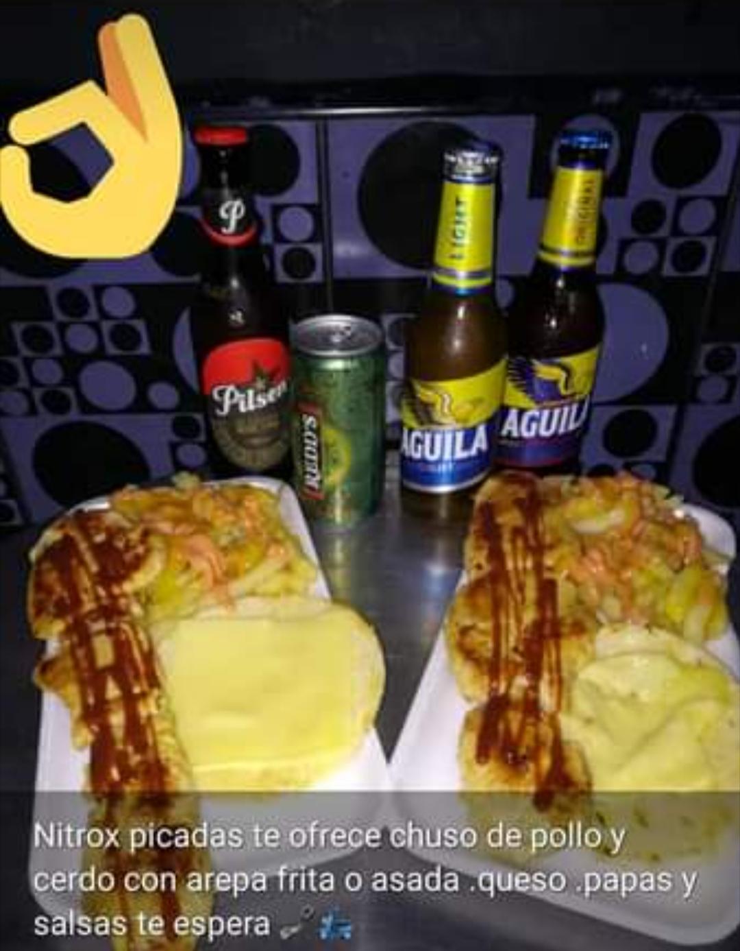 Nitrox Bar