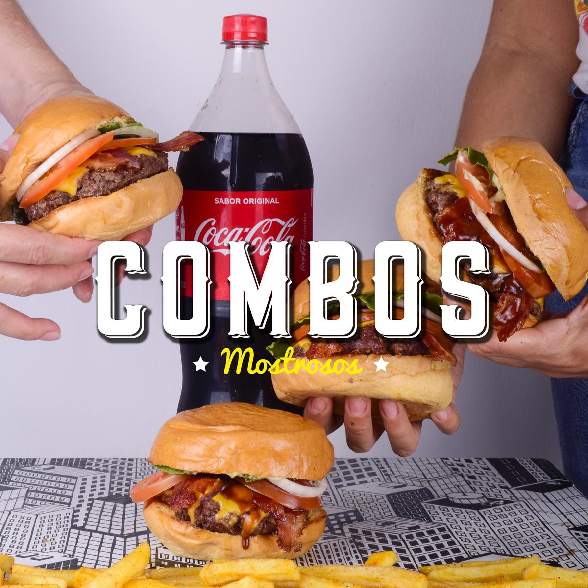 Mostro Burgers